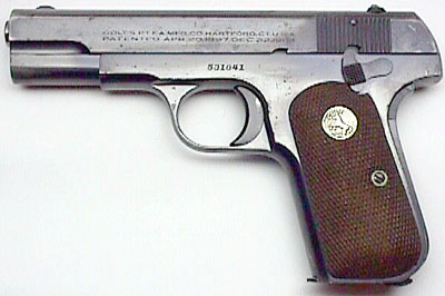 Model M .32 ACP - Shipped to Tokyo, Japan in 1939